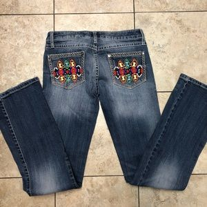 Rock 47 by Wrangler Bootcut Jeans